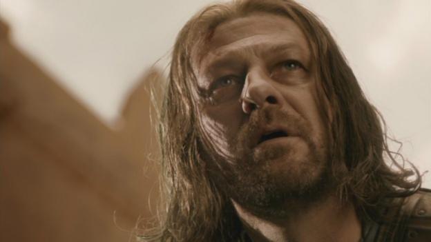 Eddard Stark - S01.Ep09 Baelor