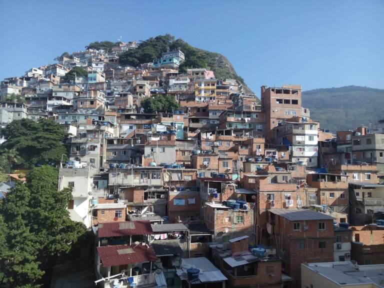 Morro do Cantagalo