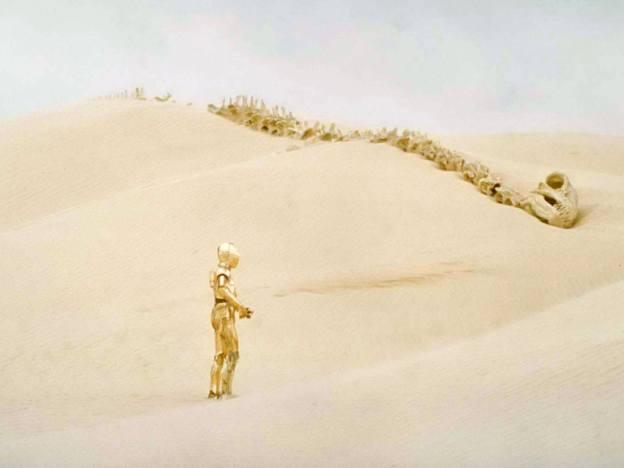Tatooine A New Hope