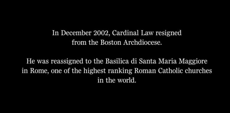 Cardinal Law