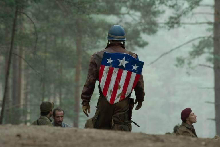 Cpitão América O Primeiro Vingador