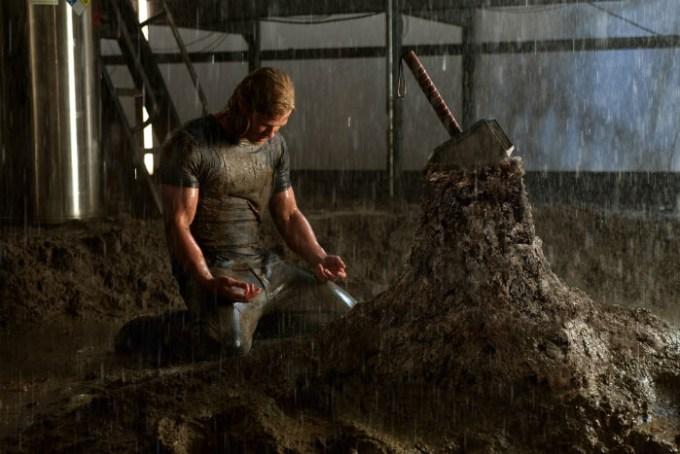 Thor e o martelo
