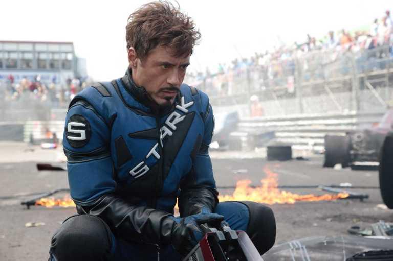 Tony Stark, Homem de Ferro 2