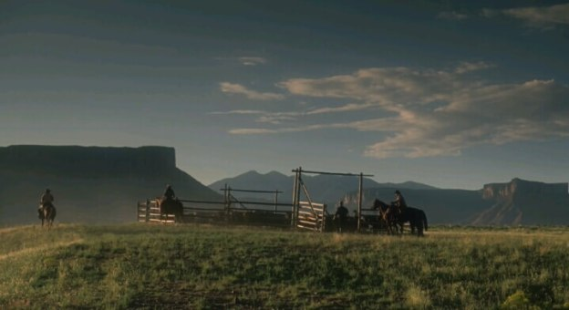 Westworld 1x01 The Original cena 5